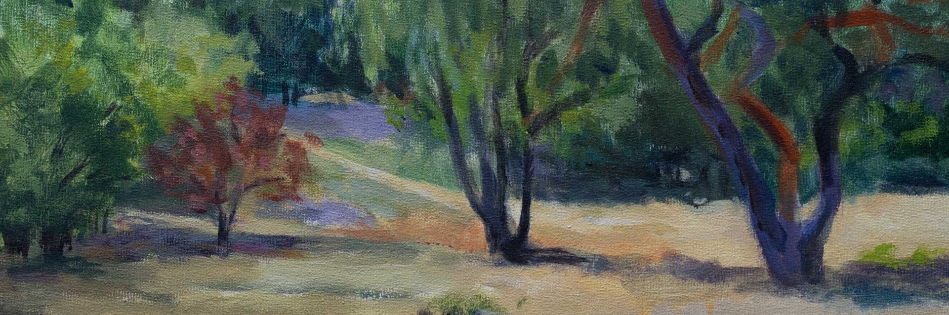 Schilderij Zandverstuiving
